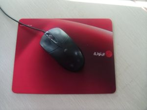 Hot Selling Custom Rubber Mousepad pictures & photos