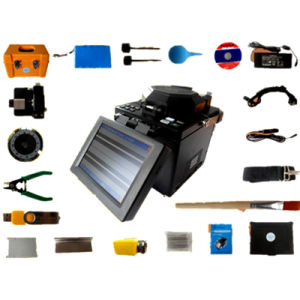 Optical Fiber Splicer Brand New TCW-605 splicing machine pictures & photos