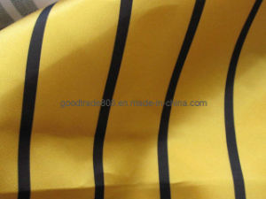 Polyester Printed Satin Fabric for Bkk Bags