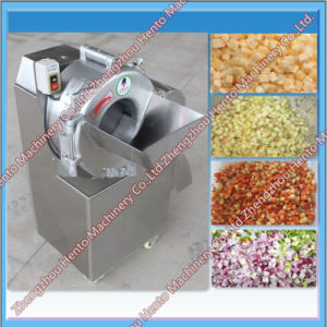 Industrial Electric Potato Fruit Vegetable Chopper For Small Size pictures & photos