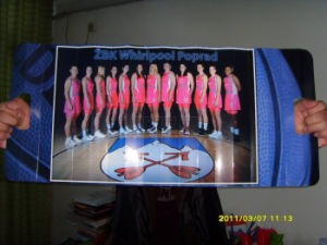 Sports Game Fans Cheering Folding up Banner pictures & photos