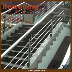Corrosion Resistant Outdoor Stainless Steel Staircase Railing Stair  Handrail (SJ H1028)