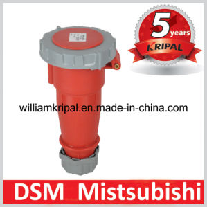 IP67 32A 3p+N+E 400V Industrial Extention Socket pictures & photos
