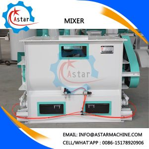 Free Mixers in Animal Feed Making Line pictures & photos
