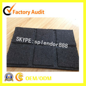 Playground Rubber Mulch Safety Mats From Factory Supplier pictures & photos