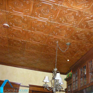 High Quality Wood Grain Polystyrene Ceiling for Interior Decoration pictures & photos