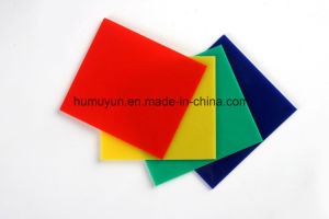 China Manufacturer Cheap Acrylic / Plexiglass Transparent Plastic Glass Buliding Material Sheet