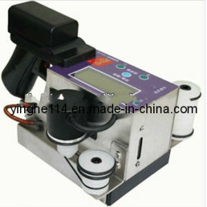 Data Number Handheld Inkjet Data Code Printer pictures & photos