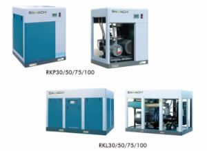 Belt/Direct Driven Screw Air Compressor pictures & photos