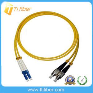 LC-FC Fiber Optic Patchcord Singlemode 9/125 Duplex pictures & photos