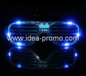 Glowing LED Sunglasses