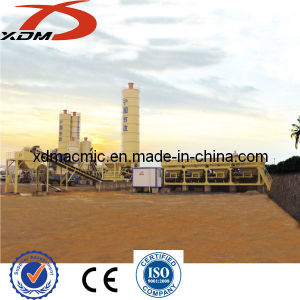 Mobile Soil-Cement Mixing Plant (WBS500)
