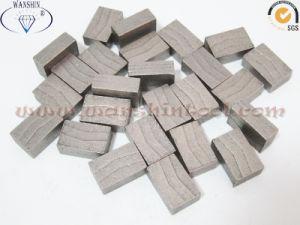 Competitive Diamond Segment for Lava Rock Recinto pictures & photos