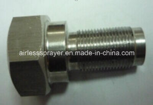 Airless Paint Sprayer Parts Outlet Valve 395 Wholesalers 239937 pictures & photos