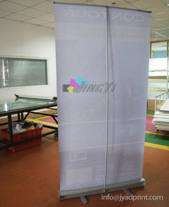 Sublimation Printed, Best Price Roll Up Display Stand Banner For Advertising pictures & photos