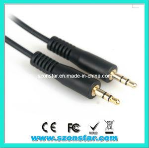 3.5mm Stereo Plug to 3.5mm Stereo Plug Cable