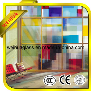 4-19mm Dark Blue Reflective / Anti-Reflective Glass with CE / ISO9001 / CCC pictures & photos