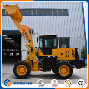 Mini Articulated Front End Wheel Loader with Best Price pictures & photos