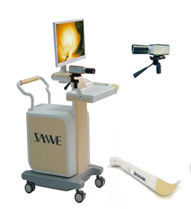 Trolley Type Infrared Inspection Equipment for Mammary Gland pictures & photos