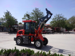 Zl12f Farm Loader for Gemany Market pictures & photos