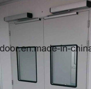Automatic Swing Door/Electric Swing Door for Hospital or Clean Room pictures & photos