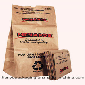 Lawn and Leaf Paper Bags pictures & photos