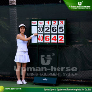 Manual Tennis Court Scoreboard (TP-018) pictures & photos