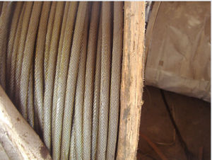 Steel Cable for Crane with High Quality pictures & photos