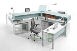 Latest Design: Office Workstion Tables (WD-034B-1)