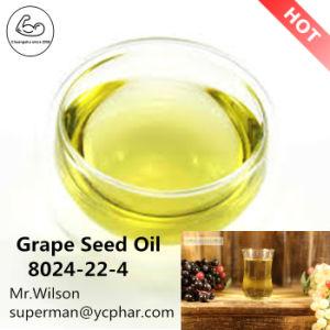 Pure Liquid Grape Seed Oil Solvent Liquid 8024-22-4 pictures & photos