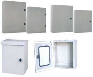 Distribution Box / MCB Box / Wall Mounting Enclosure pictures & photos