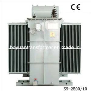 10kv Power Distribution Transformer (S9-2500/10) pictures & photos