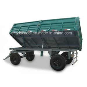 Tractor Tipping Trailer (7CX-3.0/4.0/5.0/6.0/10.0) pictures & photos