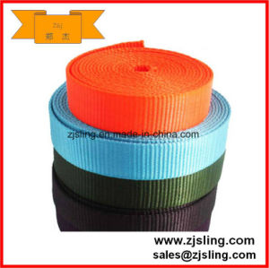 Standard Polyester Webbing for Ractchet Strap pictures & photos