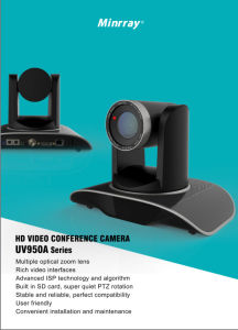USB3.0 Computer Web HD Video Conference Camera (UV950A-USB) pictures & photos