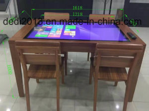 55 Inch 55 Inch Touch Tea Machine pictures & photos