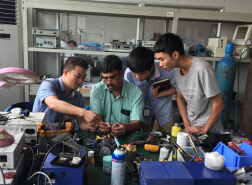 Rigid Endoscope Repair Training for Indian pictures & photos