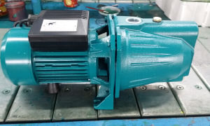 0.75kw /1.0HP Brass Impeller Electric Self-Priming Jet Pump 1inch Outlet (JET100) pictures & photos