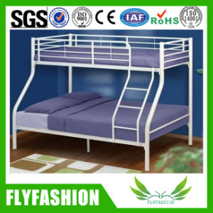 Factory Price Metal Bunk Beds Double Parent-Child Bed (BD-66) pictures & photos