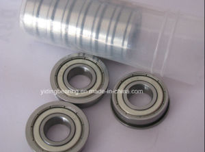 China Miniature Flanged Ball Bearings F603zz F604zz F605zz pictures & photos