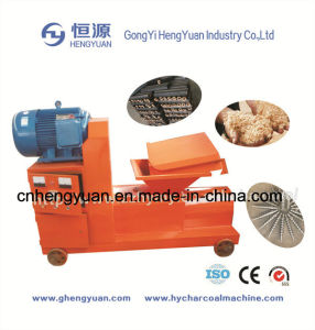 Good Quality Rice Husk Charcoal Briquette Making Machine pictures & photos