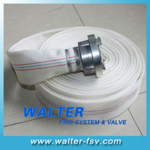 Double Jacket PVC Lined Fire Hose pictures & photos