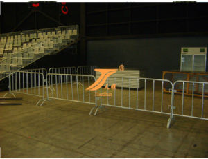Sports Exhibition Dedicated to Crowd Control Barriers pictures & photos