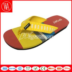 Summer Outdoors Beach PVC Slippers for Men and Child