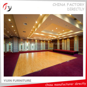 Modern Wedding Party Temporary Dining Hall Rental Dance Floor (DF-41) pictures & photos