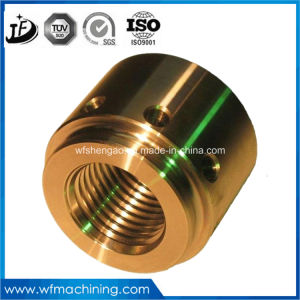 High Quality Steel Tooling/Welding/Machining Milling Parts with CNC Lather pictures & photos