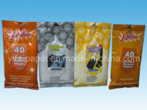 Leather Polish Wipes (FW-006) pictures & photos