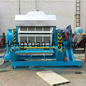 Automtaic Recycling Waste Paper Egg Tray Making Machine pictures & photos