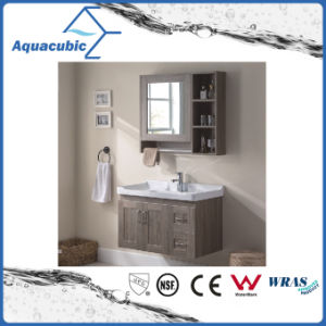 Wall Mount Bathroom Cabinet with Melamine Surface (ACF8898) pictures & photos