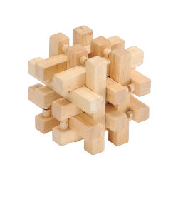 Wooden Game Wooden Lock Toys (CB1118) pictures & photos